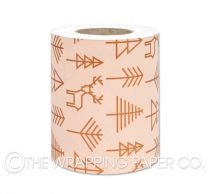 Geo forest nude copper belli-band®