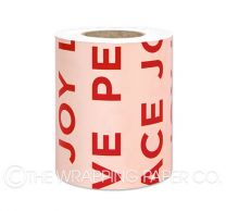 Peace love joy nude red belli-band®