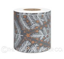 Yuletide charcoal silver copper matt belli-band®