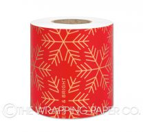 LET IT SNOW RED/GOLD BELLI-BAND®