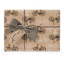 Amsterdam kraft wrapping paper