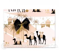 three wise men christmas wrapping paper