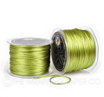 China cord avocado ribbon