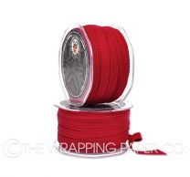 9 HERRINGBONE RED