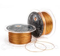 Metallic copper cord