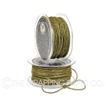 PAPER CORD OLIVE