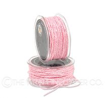 PAPER CORD PALE PINK