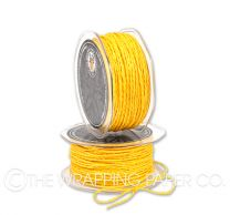 PAPER CORD YELLOW