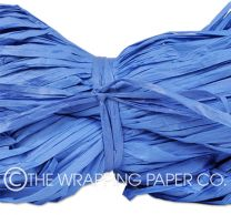 PAPER RAFFIA ROYAL BLUE