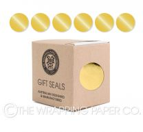 GOLD PLAIN SEAL