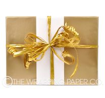 gold pearl wrapping paper