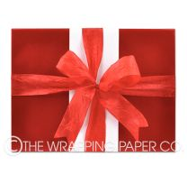 red pearl wrapping paper