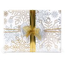 Jolly christmas wrapping paper