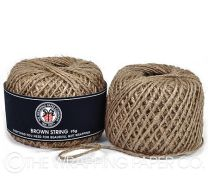 TWISTED TWINE NAT BROWN STRING