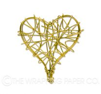 WIRE HEART GOLD