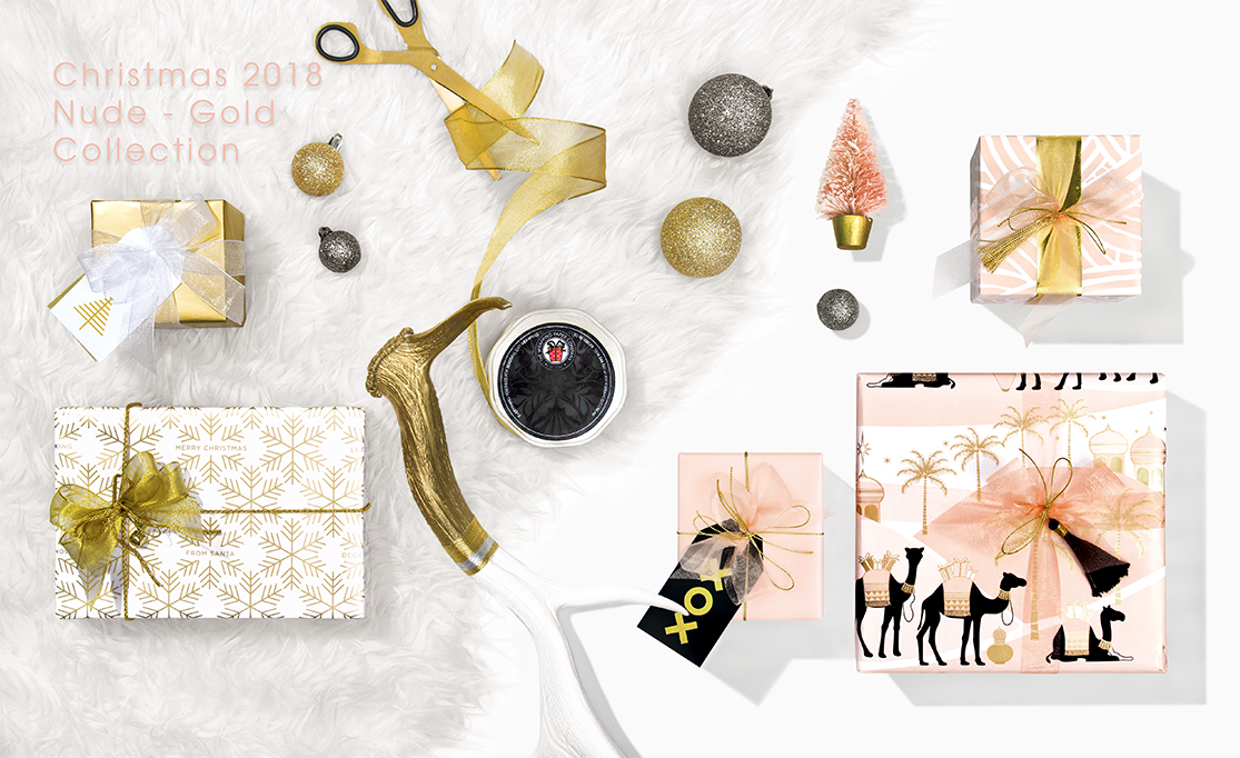Christmas Nude Gold Collection